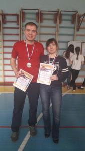 Забровский Артем и Ковтун Елена Валерьевна
